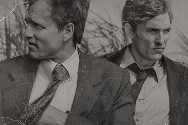 Imagen promocional de True Detective.